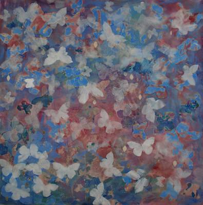 Andiamo 2 Art Print by Elizabeth Comay