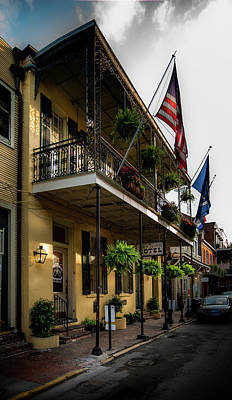 Photograph - Andrew Jackson Hotel by Chrystal Mimbs