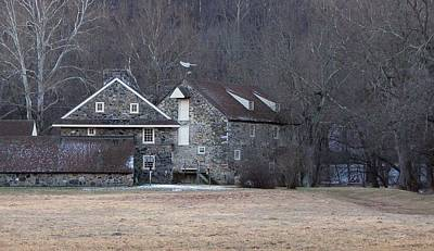 Historic Home Photograph - Andrew Wyeth Home by Gordon Beck