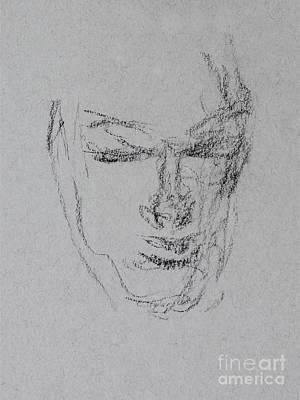 Andro Drawing - Andro by Robert Yaeger