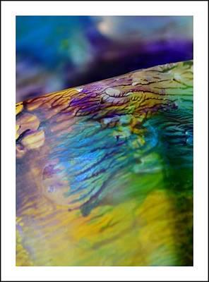 Andromeda Original by Jola Mroszczyk
