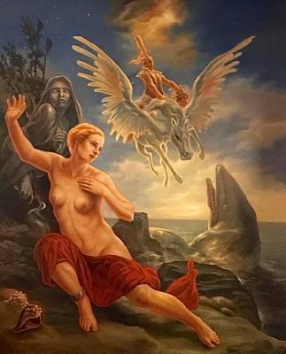Andromeda Original by Paul Armesto