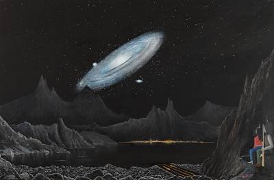 Andromeda Rising Original by Suresh Chakravarthy