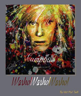 Andy Warhol, Poster Art Print
