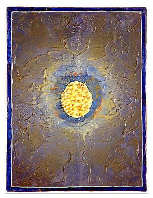 Anemone Art Print by Howard Goldberg
