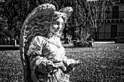Photograph - Angel 006 by Michael White