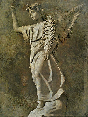 Photograph - Angel 23 by Maria Huntley
