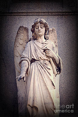 Photograph - Angel Art - Celestial Peace by Ella Kaye Dickey