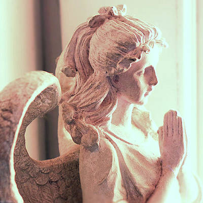 Photograph - Angel by Colleen VT