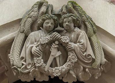 Angel Crest Art Print