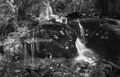 Photograph - Angel Dust Falls by John Poon