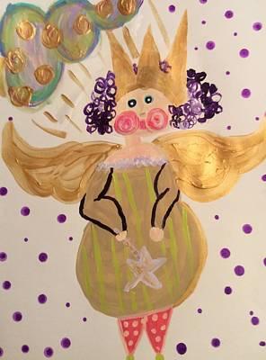 Angel Face Original by Suzi Gould