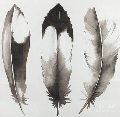 Photograph - Angel Feathers by Dale Powell