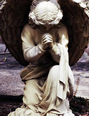 Photograph - Prayer by Michael Soaries