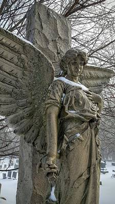 Photograph - Angel by Jim Brage