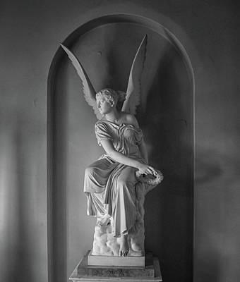 Angel Print by Martin Newman