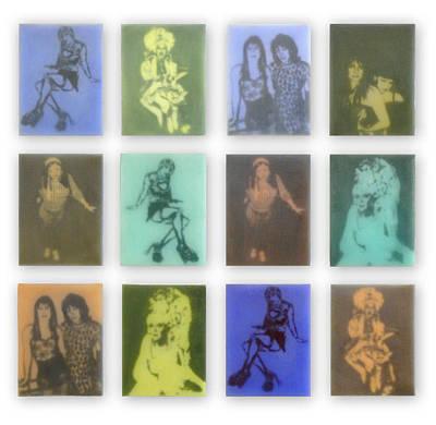 Drag Queen Mixed Media - Angel Of Love by Johannes Kriesche