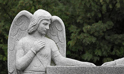 Photograph - Angel Watching Over Me by Dale Kincaid