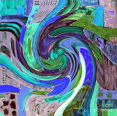 Painting - Angel Wings by Dawn Hough Sebaugh