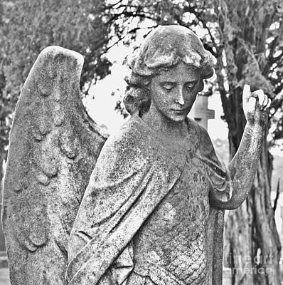 Photograph - Angel2 by Catherine Hill