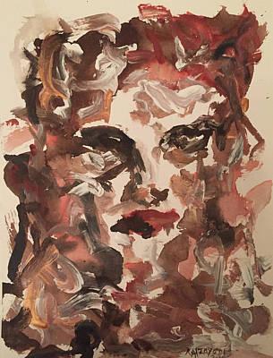 Painting - Angela II by Khalid Alzayani