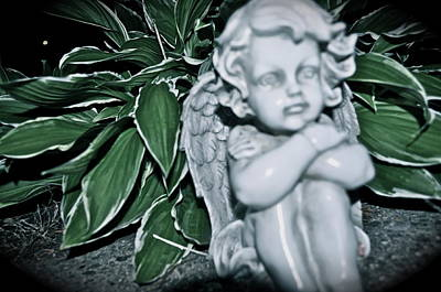 Photograph - Angelic Artwork  by Brynn Ditsche