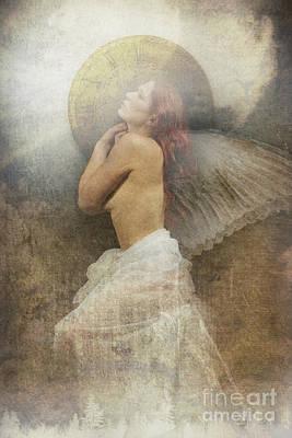 Photograph - Angelic by Clayton Bastiani