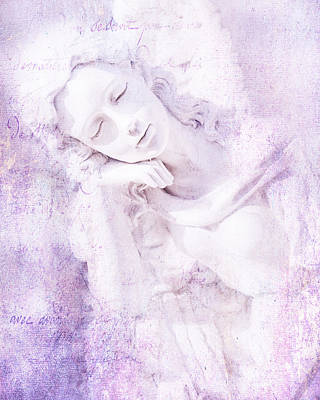 Photograph - Angelic by Theresa Tahara