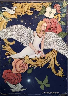 Angels Dream Art Print
