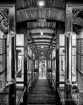 Photograph - Angel's Flight by Jennie Breeze