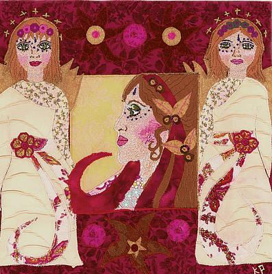 Angels Original by Karen Payton