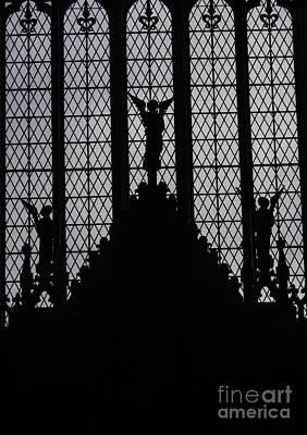 Photograph - Angels Of St Patricks Armagh Roman Catholic by Elvis Vaughn