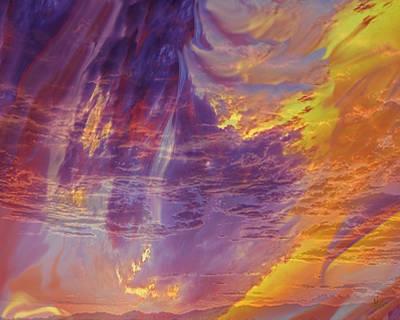 Photograph - Angels Rising by Michele Avanti