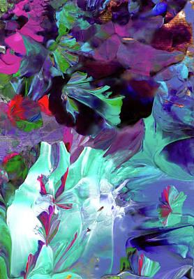Angel's Teardrop Art Print