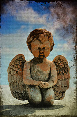 Cherub Digital Art - Angels With Dirty Faces by Bill Cannon