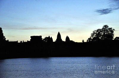 Photograph - Angkor Sunrise 1 by Andrew Dinh