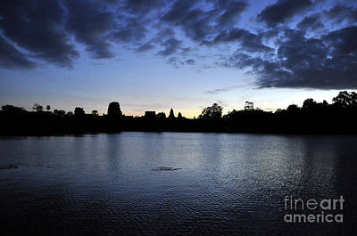 Photograph - Angkor Sunrise 2 by Andrew Dinh
