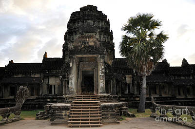 Photograph - Angkor Wat 4 by Andrew Dinh