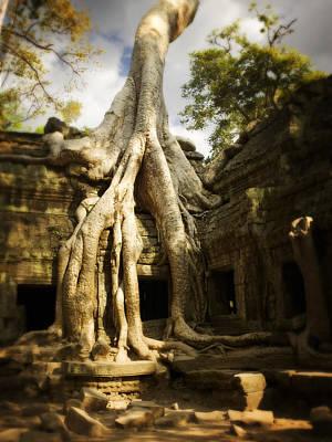 Angkor Wat Cambodia Art Print