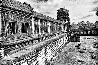 Photograph - Angkor Wat Temple 2 by Rene Triay Photography