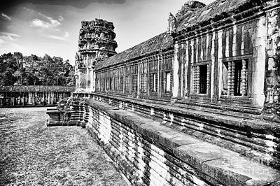 Photograph - Angkor Wat Temple 3 by Rene Triay Photography