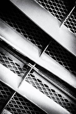 Photograph - Angle Of Venting IIi by John Williams