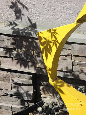 Photograph - Angle On Shadows by Marie Neder
