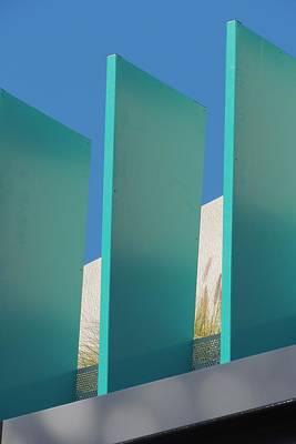 Photograph - Verticals On Broadbeach. by Denise Clark