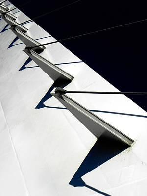 Photograph - Angles Of A Bridge by Elizabeth Hoskinson