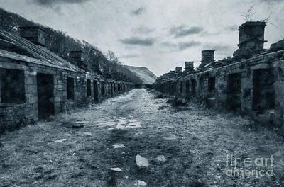 Anglesey Barracks Art Print by Ian Mitchell