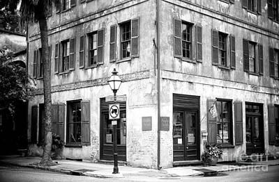 Photograph - Anglin Smith Fine Art Charleston by John Rizzuto