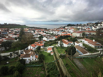 Photograph - Angra Do Heroismo, Terceira by Kelly Hazel