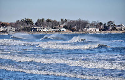 Photograph - Angry Sea by Tricia Marchlik