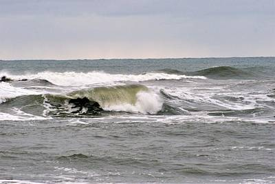 Photograph - Angry Seas  by Lois Lepisto